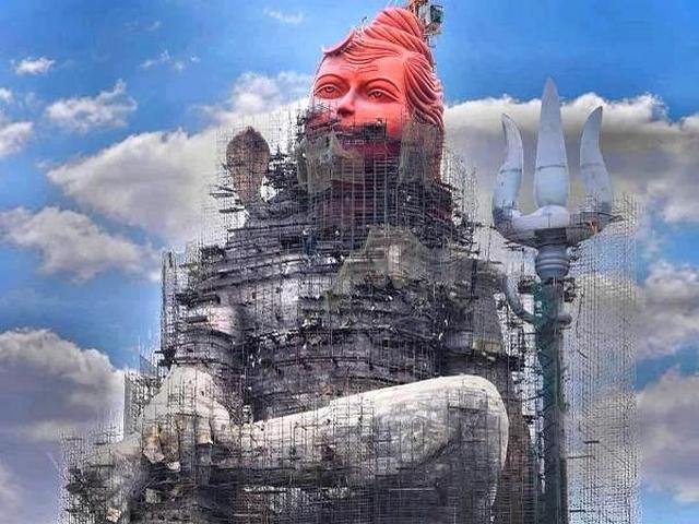 v indii ustanovjat odnu iz vysochajshih statuj v mire