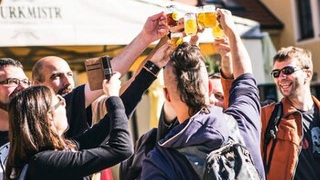 v cheshskom plzene projdjot festival mini pivovaren
