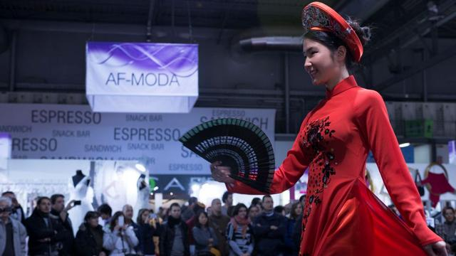mezhdunarodnaja vystavka af moda v milane