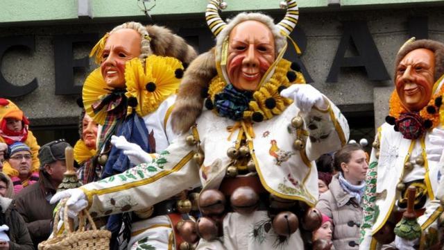 Франкфуртский карнавал