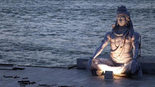 Международный фестиваль йоги в Ришикеше